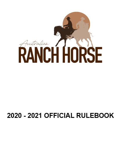 Australian Ranch Horse Rule Book
